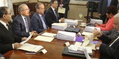 Próxima reunión del  CNM será el 10 de  enero.  Nicolás Monegro