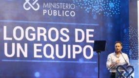 Jean Rodríguez en encuentro con empleados.  fuente externa