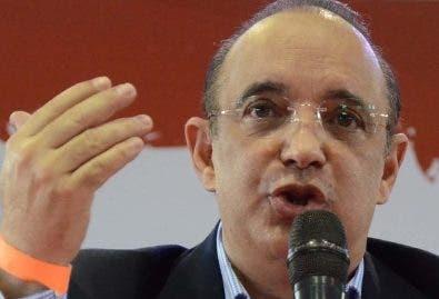 Federico Antún Batlle, presidente del PRSC. Archivo.