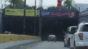 El túnel de Las Américas es  el principal acceso rápido a   Santo Domingo.  ELIESER TAPIA