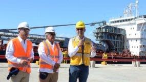 Punta Catalina tiene inversión contractual de US$1,945 millones y US$336  de fondos de contingencia.
