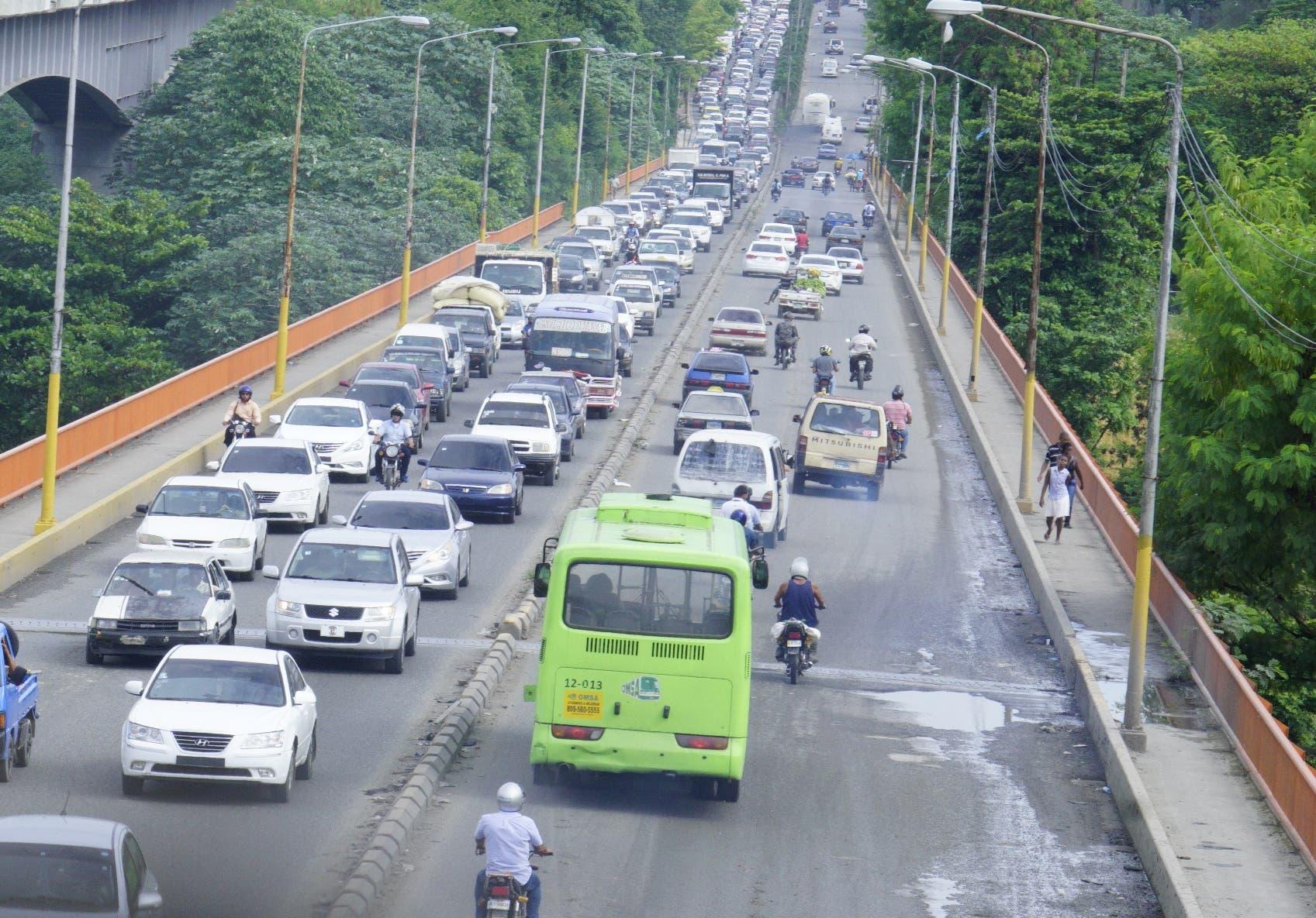 Puentes del Gran Santo Domingo están en un franco deterioro