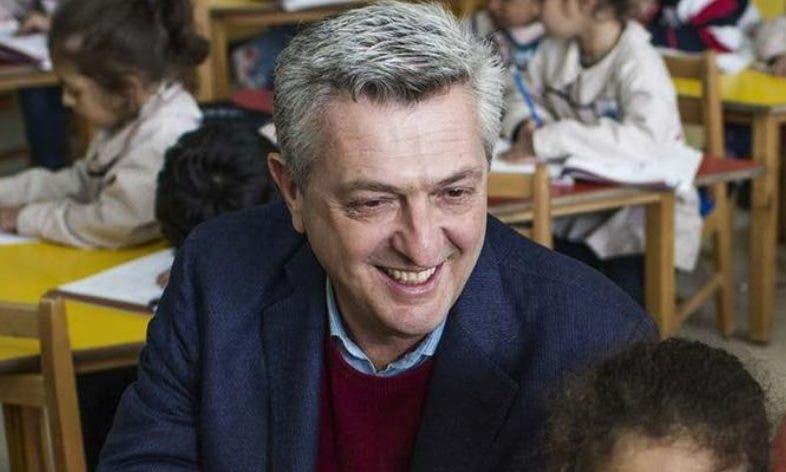 El alto comisionado para los Refugiados, Filippo Grandi.