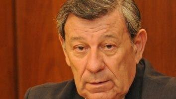 Rodolfo Nin Novoa, canciller de Uruguay.