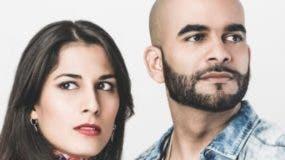 Eliana Sabrina  y Luis Emil.