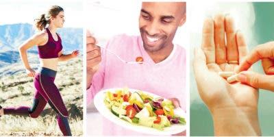 Una buena ingesta de alimentos, acompañada de ejercicios y buenos hábitos, es elemental en la prevención de ciertas enfermedades. fuente externa