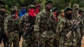 El ELN mantiene activa una fuerza rebelde en las montañas de Colombia.