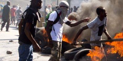 Desde hace meses, Haití atraviesa una nueva crisis política, con fuertes movilizaciones.