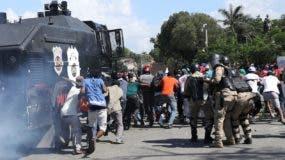 Haití atraviesa una nueva crisis política, con fuertes movilizaciones en varias   ciudades.
