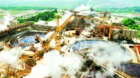 Las exportaciones mineras representaron el 41.9% del total nacional .  Archivo