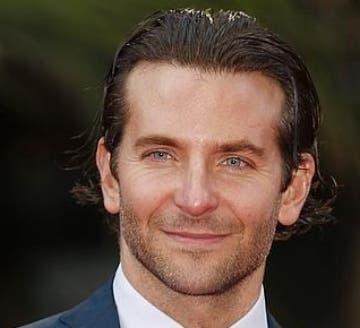 Bradley Cooper  estrenó película este año.