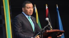 Andrew Holness, presidente de la Comunidad del Caribe, llamó a la unidad del organismo.