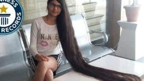 Ella decidió no cortarse el pelo por una mala experiencia.