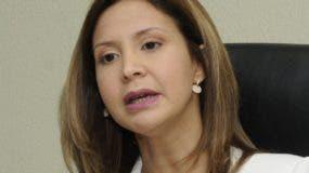 Rosalba Ramos, fiscal del Distrito Nacional.  Archivo