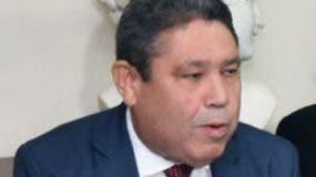 Emilio Rivas, director general de Bienes Nacionales.