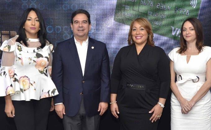 Francina Jiménez, Gustavo Zuluaga, Wendy Salazar y María Victoria Rodríguez.
