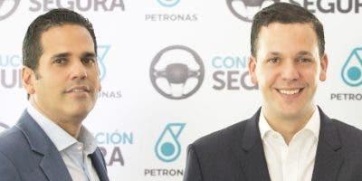 Rodolfo Guzmán y Hugo Beras.