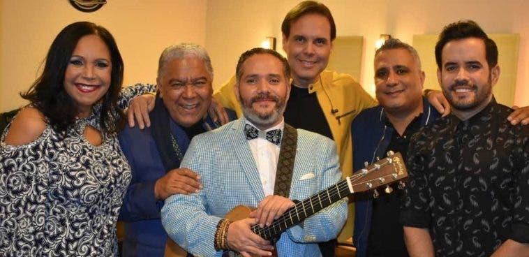 Danny Rivera y Frank Ceara tienen varios invitados.