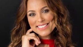 Comunicadora Yokasta Díaz.