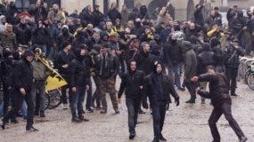 Las manifestaciones se dieron a favor y en contra del pacto.
