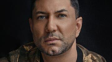 """Marcos Yaroide promueve """"Mi eterna compañera""""."""
