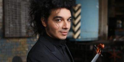 El violinista Serbio Nemanja  Radulovic.  Archivo