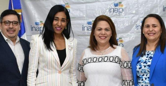 El INAP y cronistas sociales firman acuerdo colaboración