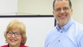 Doctores Rosa Vassallo y José Ramírez.