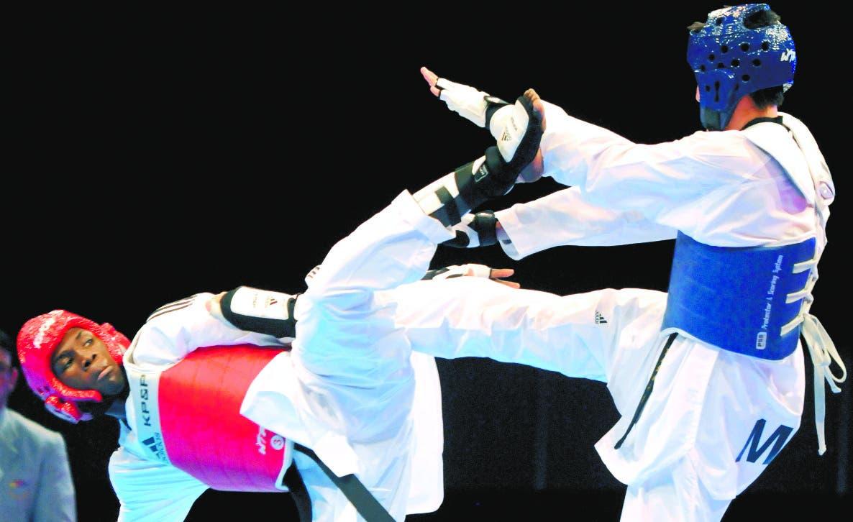 Bernando Pie fue uno de los atletas que dieron sorpresas en los Centroamericanos.