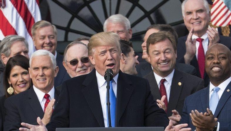 Trump y demócratas no acuerdan cómo acabar cierre parcial de Administración