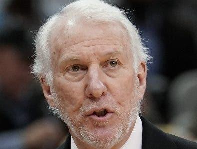 Gregg Popovich  se convierte en leyenda histórica en NBA.