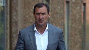 Bozidar Sikic, presidente del Lokomotiva.  Fuente externa.