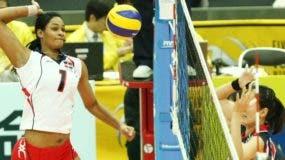 Annerys Vargas será una de las pilares del equipo dominicano en Serie del Caribe.  Archivo
