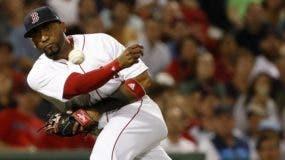 Eduardo Núñez tuvo un gran regreso con Boston.