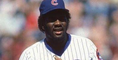 Lee Smith fue un cerrador muy dominante con los Cubs.