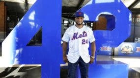El dominicano Robinson Canó cambió de número de camiseta, ahora usará el 24 en vez del 22.