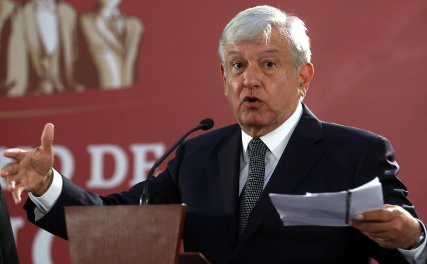 Andrés López Obrador no tiene en agenda el tema del muro.