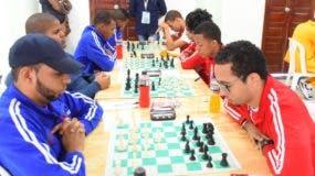 La zona Sur dominó el ajedrez masculino.  Alberto Calvo