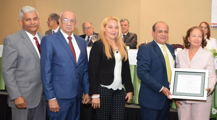 José Núñez, Rafael Then, Dorian Hilario, Iván García y  Mimelfis Cáceres.