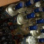 Parte de las bebidas adulteradas. Fuente externa