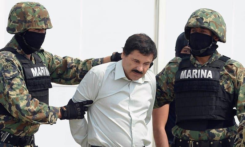 """Joaquín """"el Chapo"""" Guzmán  enfrenta juicio en Nueva York."""