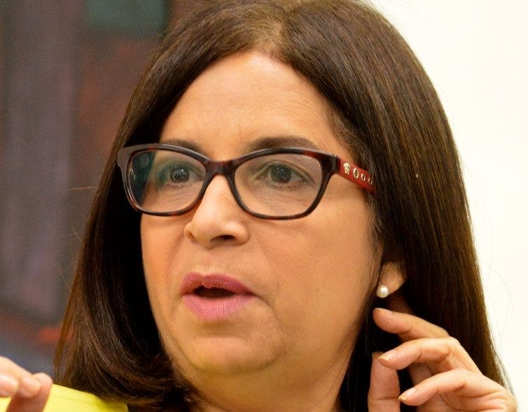 Maira Jímenez, directora de Banca Solidaria  Archivo.