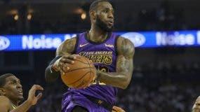 LeBron James  sigue concitando la atención de todos, alrededor del mundo del baloncesto.