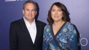 Franklin León y Émelyn Baldera.  Fuente externa.