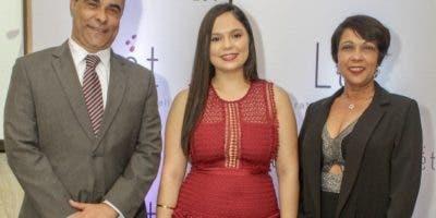 Víctor Toribio, Kiara Báez y Debiehel Toribio.