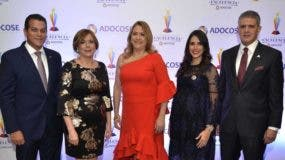Franklin Glass, Zaide Alba, Eloisa Muñoz, Nicole Toribio y Ricardo Rizek.
