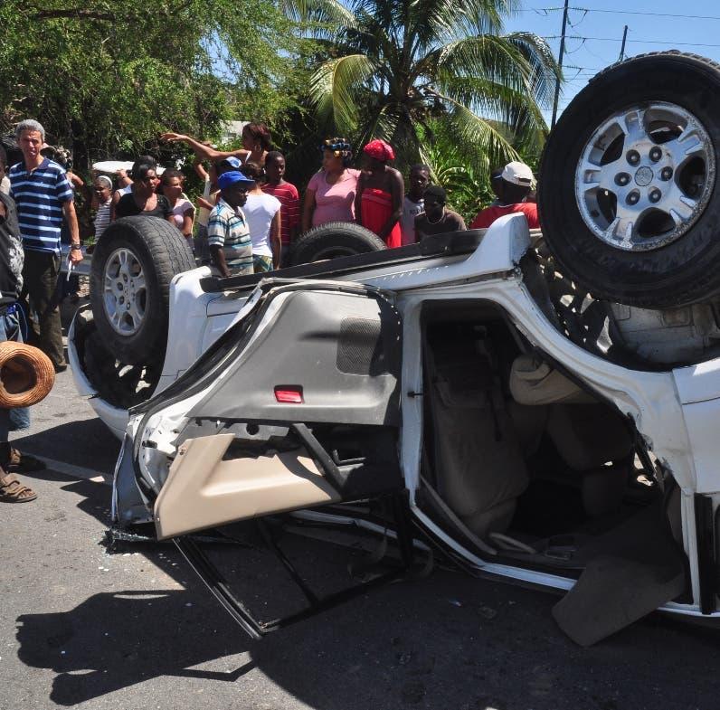 Los hombres son las mayores víctimas de accidentes.  ARCHIVO