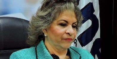 Alexandra Izquierdo, directora de la ONE.  archivo