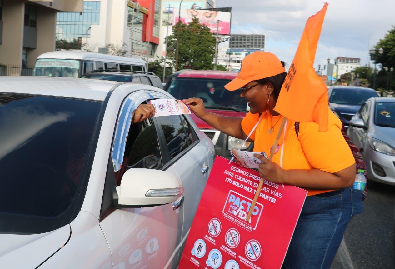 Voluntarios de la Defensa Civil realizarán  actividades para prevenir accidentes.  fuente externa