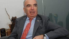 Gianluca Grippa, representante de la  Unión Europea.
